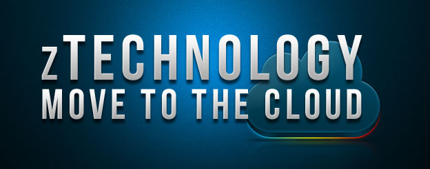 Ztechnology Move To The Cloud